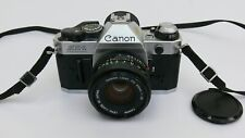 Canon AE-1 Program mit Canon FD 1.8 50 mm