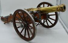 LARGE Genuine DENIX Louis XIV Cannon. France, 18th Century, Museum Quality 45cm