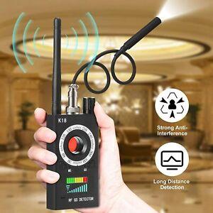 Anti-Spionage RF Wanzen Detektor Versteckter Kamera Wireless GPS Signal Finder