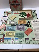 Vintage Waddingtons Classic Monopoly circa 1940's