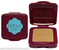 Benefit HOOLA Bronzing Powder 3g TRAVEL SIZE Mini Bronzer Compact