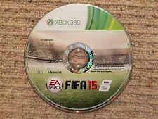 FIFA 15-Xbox 360 disco sólo PAL Reino Unido