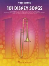 101 Disney Songs for Trombone Sheet Music Book Frozen Lion King Toy Story Moana