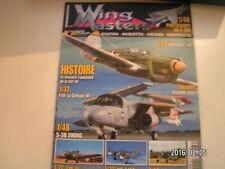 ** Wing Masters n°39 Curtiss P-40F Telford 2003 Messerschmitt Me 410A