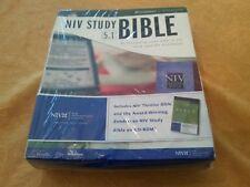 CD PRADIS 84 NIV STUDENT STUDY 5.1 Zondervan 1984 New International - PLUS BIBLE