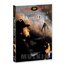 Moby Dick (1956) DVD - Gregory Peck (New *Sealed *All Region)