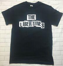 The Libertines  'Black'  T-Shirt