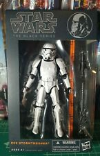 """Star Wars The Black Series #09 Stormtrooper 6"""" inch Action Figure"""