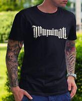 583a1b8bb3 Mens Illuminati T-Shirt - New World Order Funny Gift Novelty Geek  Conspiracy Dad