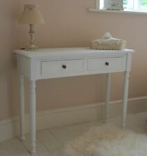 French Country Dressing Tables with 2 Drawers