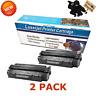 2 PK X25 BLACK Toner Cartridge Fit For Canon X-25 MF3110 MF3240 MF5500 MF5770