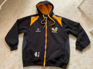 Wasps Player Issue Training Hoodie Hoody Size Large