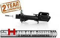2 FRONT OIL SHOCK ABSORBERS MERCEDES VITO (638,W638) 01.96-06.03/GH-323382K
