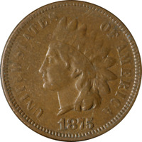 1875 Indian Cent Great Deals From The Executive Coin Company - BBSC23319