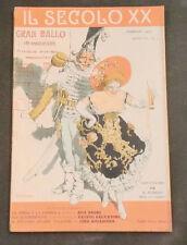 Rivista Popolare Illustrata - Il Secolo XX - Anno VII - N° 2 - Febbraio 1908