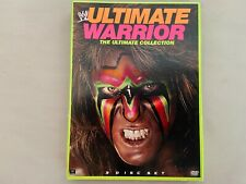 New listing WWE: Ultimate Warrior: The Ultimate Collection Bundle