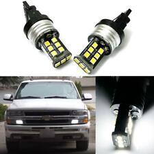 Xenon White 3157 4114 4157 LED 15 SMD Driving Daytime Running Light DRL Bulb Kit