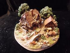 """Danbury Mint """"The Old Mill"""" -By Jane Hart -Country Village Collection"""