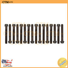 Cylinder Head Bolts For 86-00 Mazda Ford 2.9L 4.0L V6 VIN Code X T V