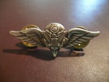 Airborne Rigger Jump Wing Badge Insignia US Army Parachute Military Lapel Pin