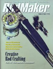 RodMaker Magazine Volume 22 - Issue 2 - Sanding Techniques-Creative Crafting Pt2