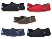 TOMS Men's Classic Canvas Slip On Shoes