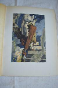 Les romanesques Don Juan par Edmond Rostand ill Leroux numéroté Broché BE