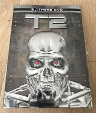 Terminator 2 T2 Judgment Day Extreme DVD Edition 2-Disc DVD Set Slipcase NEW