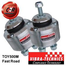 2 x Lexus IS200 XE10 (3S-GE) Vibra Technics Engine Mount Fast Road TOY500M