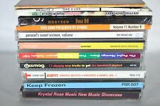 Lot of 12 CDs - Various Artists/Compilations (Alternative,Rock,Metal,Indie,Punk)