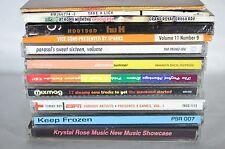 Lot of 12 CDs - Various Artists/Compilations (Alternative,Rock,Metal,Indie,Punk)
