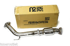 """M2 HONDA CIVIC 2.0 TYPE R EP3 EXHAUST DECAT PIPE CHEAT FRONT PIPE 2.5"""" Y2845"""