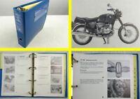 BMW R60/7 R75/7 R100/7 R100S R100RS Reparaturanleitung Werkstatthandbuch 1976