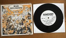 "Bad Religion - Atomic Garden  7"" Black Etched Vinyl"