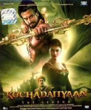 Kochadaiiyaan (Hindi DVD)(2014) (English Subtitles) (Brand New Original DVD)