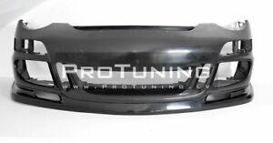 Full NEW Front bumper with splitter/ Spoiler GT3 Style for Porsche 911 997 04-12