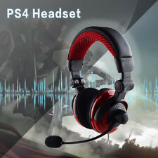Deluxe Headset Headphone With Microphone For Sony Playstation 4 & Pro Xbox One