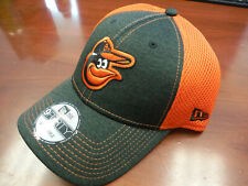 New listing New Era 9FORTY Baltimore Orioles Shadow Turn 2 ADJUSTABLE Hat *Orange and Black*