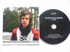CDR  single Promo THE BONY KING OF NOWHERE Eleonore PIAS LC07800