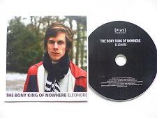 CDR  single Promo THE BONY KING OF NOWHERE Eleonore PIAS LC07800