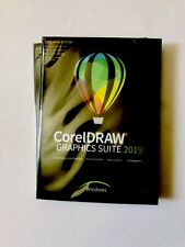 CorelDraw Graphics Suite 2019 Education Edition for Windows Software