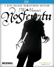 NOSFERATU New Sealed Blu-ray 2-Disc Deluxe Remastered Edition