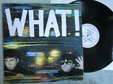 Soft Cell - What! / So Some Bizzare – BZS 112 12inch Vinyl Maxi-Single