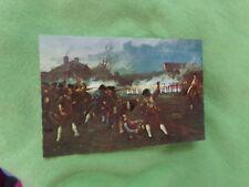 Vintage Postcard MASSACHUSETTS, DAWN OF LIBERTY Battle of Lexington, 1975