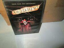 AMUSEMENT rare Horror dvd JESSICA LUCAS Keir O'Donnell Excellent