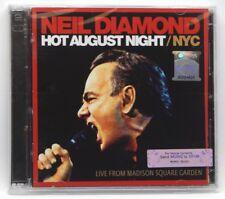Neil Diamond: Hot August Night/NYC NEW 2-CD Set (2009, 2 Discs, Columbia (USA))
