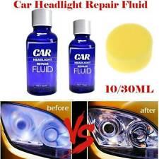 Car Headlight Polishing Fluid Restoration Kit Car Scratch Repair CoatingCleaning