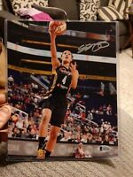 Skylar Diggins Signed 8x10 Photo Autographed COA Beckett BAS   Dallas Wing