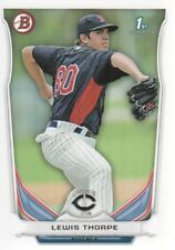 2014 Bowman Baseball Prospects #BP32 Lewis Thorpe Minnesota Twins