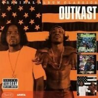 OUTKAST - ORIGINAL ALBUM CLASSICS 3 CD 54 TRACKS NEW!